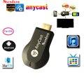 Anycast m2 iii плюс Miracast HDMI Wifi беспроводной ТВ-адаптер Wifi дисплей зеркало литой приемник ключ для ios android планшет