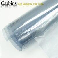 Smoke Grey Front Tint Solar Protection Film For Car Window Tinting 2ply Quality Film Smoke Grey