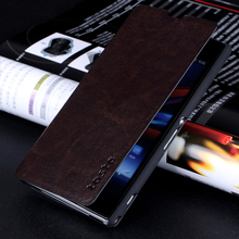 Original Leather Case For Sony Xperia Z1 L39h C6903 C6902 Luxury Brand Mobile Phone Bag Capa Stand Flip Cover For Sony Xperia Z1