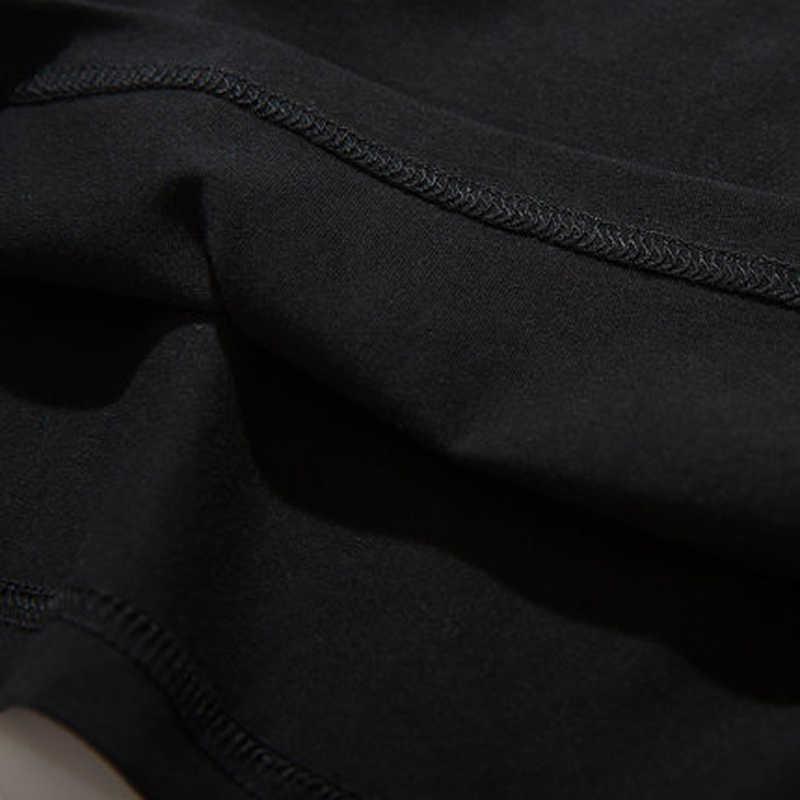 Joignez-vous aux xénomorphs T-Shirt noir t-shirts vêtements date 2018 mode étranger choses T Shirt hommes chat coupe-vent carlin qualité hauts