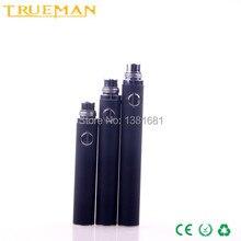 Trueman EVOD 650มิลลิแอมป์ชั่วโมงVVแบตเตอรี่9 CorlorsสำหรับMT3 Vaporizerบุหรี่อิเล็กทรอนิกส์แรงดันไฟฟ้าตัวแปรแบตเตอรี่บุหรี่อิเล็กทรอนิกส์