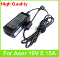 40W 19V 2.15A AC power adapter Supply for Acer Aspire E1-470  E1-472 E15 Touch E1-510  E1-522  E1-530  E1-532 E1-570 charger