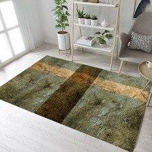 Alfombra con cruz gris amarillo para pared Vintage alfombras para sala de estar cojines para habitación de niños alfombras para suelo de dormitorio alfombra antideslizante para Baño