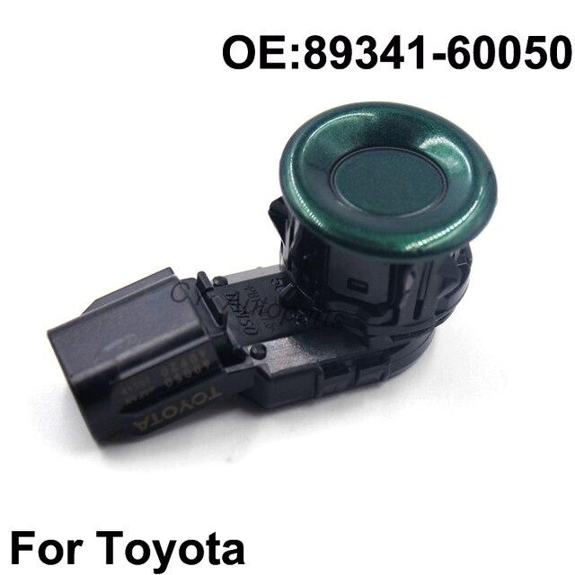 2 pcs/lot Brand NEW Parktronic Wireless Parking Sensor For Toyota OEM 89341-60050 Free Shipping!