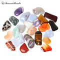 DoreenBeads Piedras Preciosas Naturales Irregulares Mestizo Sin Agujero de Unos 28mm x 12mm-8mm x 6mm, 50 Gramps (B43831)