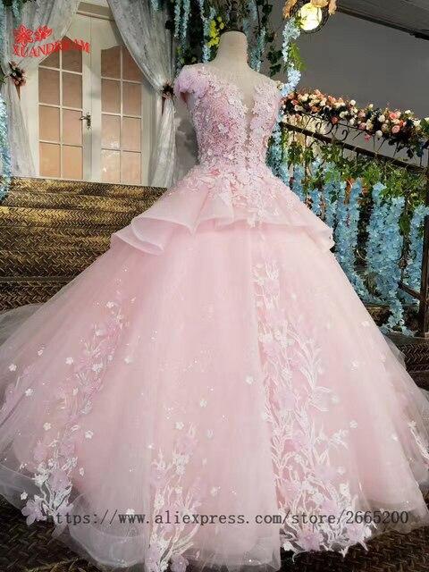 flores de lujo novia real made vestidos de novia baratos con envio