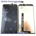 Оригинал 5.5 ''ZE551ML ЖК-дисплей Для Asus Zenfone 2 ZE551ML Сенсорный ЖК-Экран с Логотипом