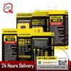 Brand Nitecore D4 D2 New I4 I2 Digicharger LCD Intelligent Circuitry Li Ion For 26650 18650