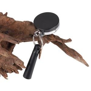 Image 2 - חיצוני הכבדות עט למשוך מחזיק סליל קרפנטר עפרונות אנטי איבד חבל מפתח טבעת שרשרת חגורת קליפ כלים חדש