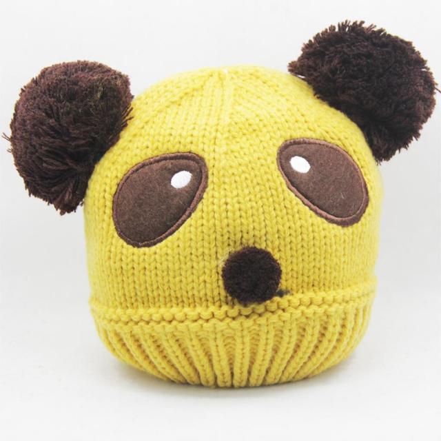 Bb bebé Kids Beanie Hat fotografía atrezzo Panda Animal Gorros Bebes ...