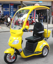 TZ-YZ-02-The old man electric tricycle scooter Disabled Scooter
