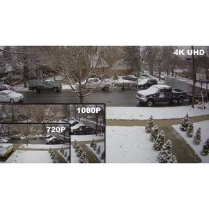 Image 4 - 4K עדשת 8 מגה פיקסל קבוע M12 קטן עדשה 1/2.5 אינץ 4mm 100 תואר עבור SONY IMX274/IMX317/IMX179 4K IP CCTV מצלמה משלוח חינם