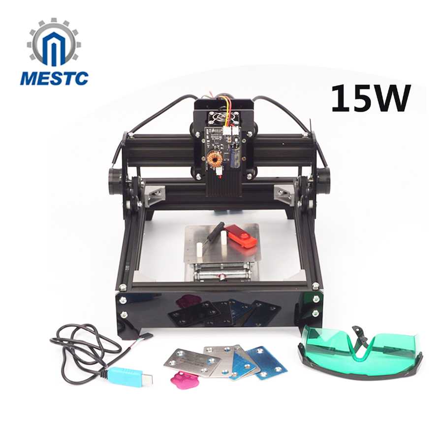 15W laser_AS-5, 15000MW diy laser engraving machine,metal engrave marking machine,metal carving machine,advanced toys moski as 5 laser options 15w laser 10w laser metal engraving 15000mw diy laser marking machine wood router usb connection