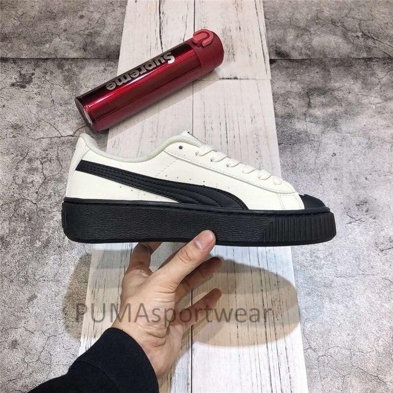 PUMA Basket Heart Lux Women's Sneakers Women Shoe Sport Classics