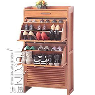 Incroyable Furniture Console Cabinet Solid Wood Shoe Cabinet Womenu0027s Shoes Multi Layer  40s The 2013