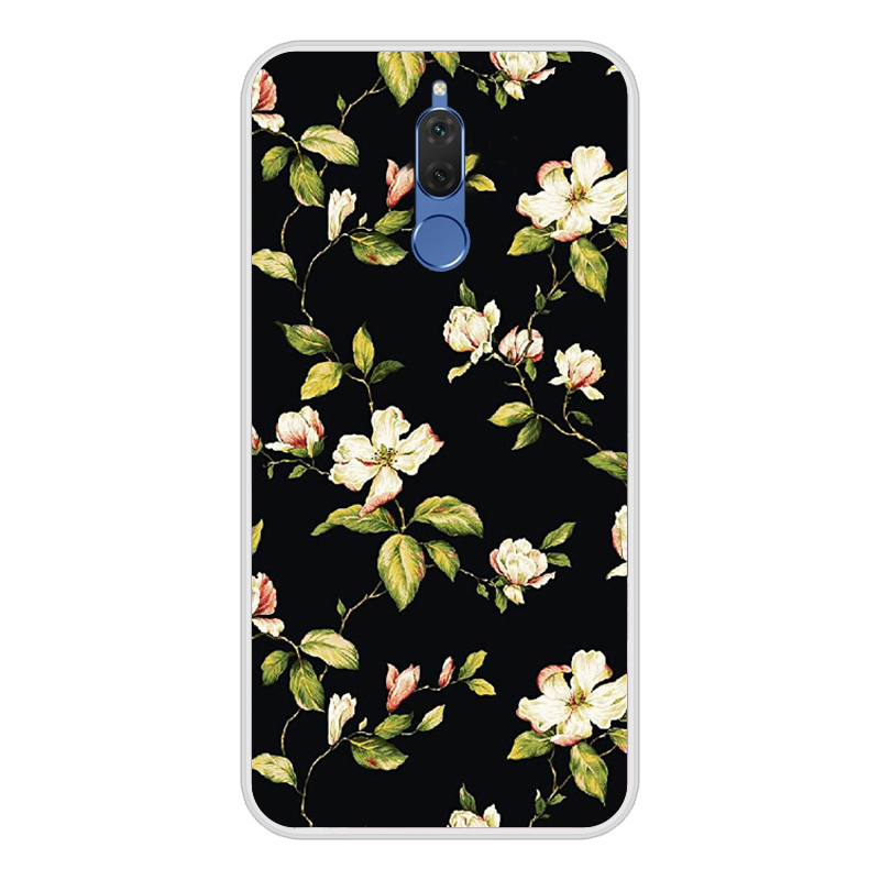 Image 5 - Phone Bags For Huawei Mate 10 Lite Case Cover Various Animal Cat Dark Silicone Case For Huawei Nova 2i Covers Funda Honor 9i 5.9-in Fitted Cases from Cellphones & Telecommunications