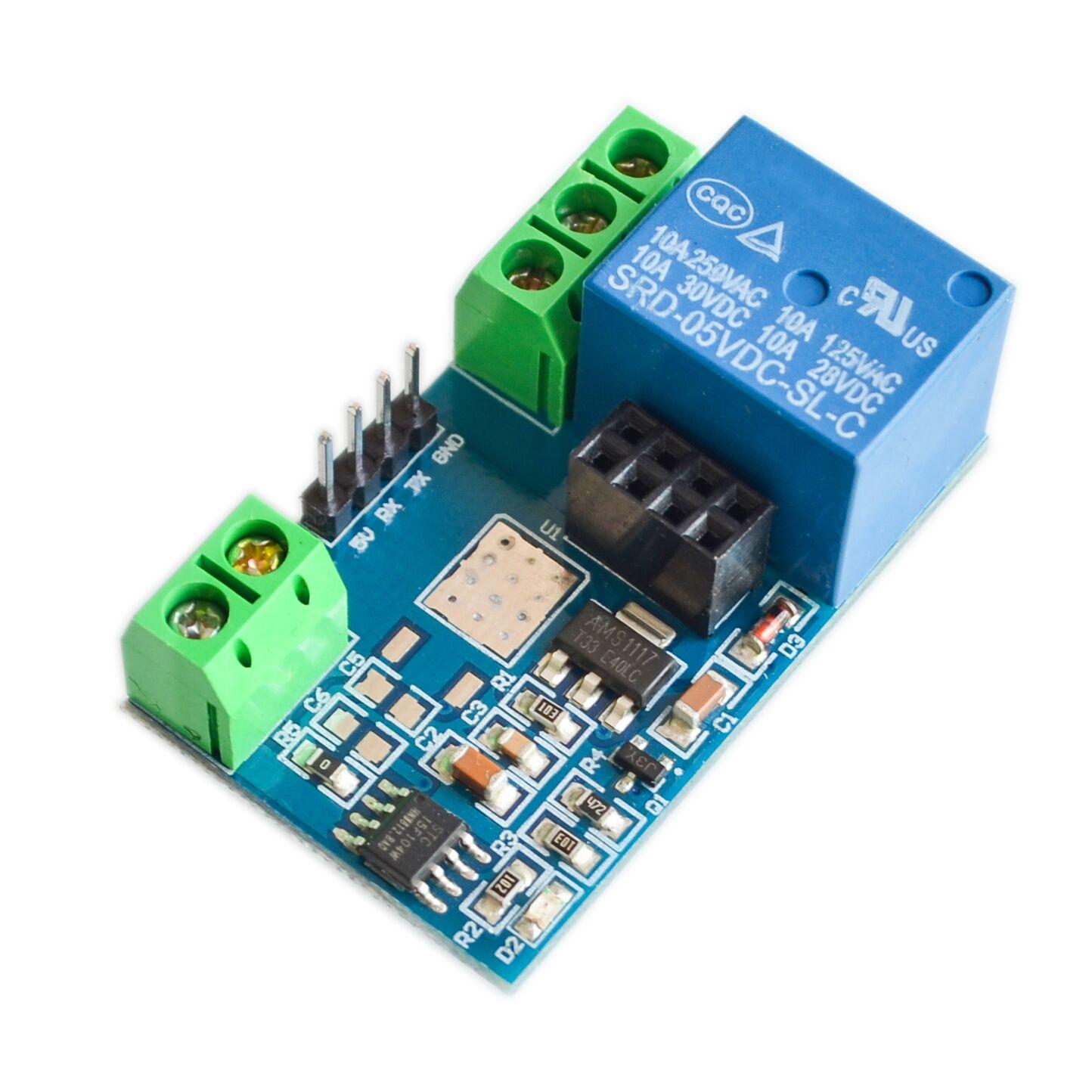 ESP8266 4CH 12V WiFi Relay Module Smart Home Mobile APP Remote Control Switch