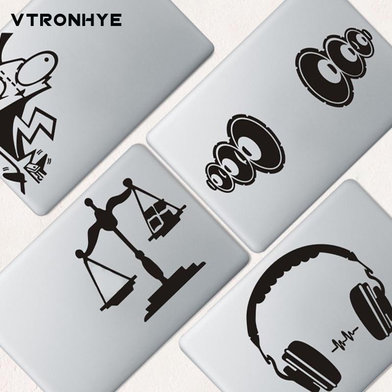 Cool Style Laptop PVC Sticker for font b Apple b font font b Macbook b font