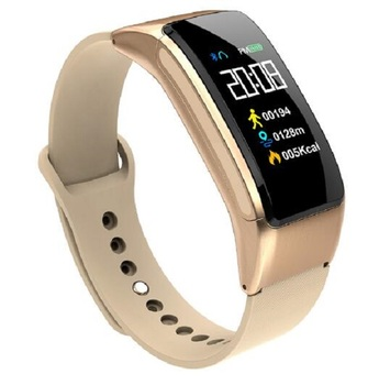 B31 AI voice smart watch women  heart rate ECG Bluetooth headset blood pressure bracelet  wristband activity tracker