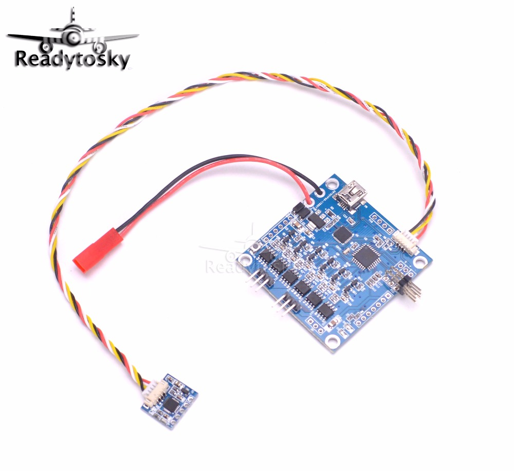 BGC 3.12 MOS Large Current Two-axis Brushless Gimbal Controller Driver alexmos russian firmware