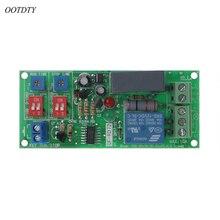 OOTDTY Cycle Delay Timing Timer Relay Switch Turn ON/OFF Module AC 110V 120V 220V 230V
