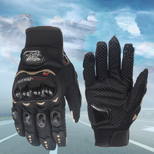 guantes luvas PRO biker gloves moto motorcross full finger man women motorcycle GLOVE bicycle cycling glove