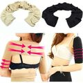 Wholesale 5pcs/lot Lady Shoulder Arm Control Shaper Shapewear Slimmer Girdle Arm Warmers Free Shipping