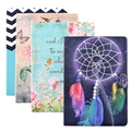 FW1S 4 Styles Cartoon Slim Leather Flip Cover Case Stand Shell Housing For iPad Air 5
