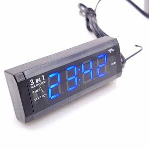 Car Auto Electronic Clock Car