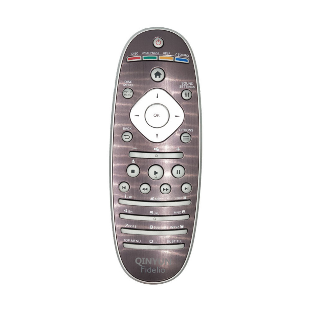 цена на Remote Control YKF295-007 For PHILIPS Blu-ray Soundbar Home Theater HTB5141K/51 HTB5151K/51 FIDELIO System