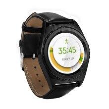 2017 nueva g4 smart watch bluethooth soporte sim/tf tarjeta de salud de ritmo cardíaco rastreador smartwatch para apple samsung android teléfono