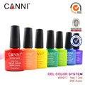 CANNI Fashion Long Lasting 12PCS/SET  UV/LED Nail Gel Polish 12 Colors 7.3ml  Soak Off Maniture