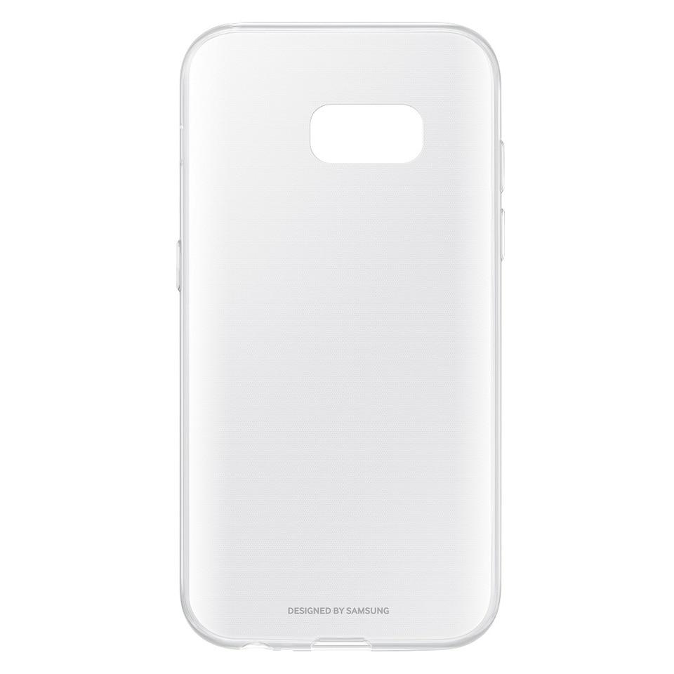 Чехол-накладка Samsung Clear Cover для Galaxy A3 (2017)