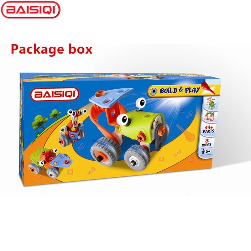 BAISIQI-3D-DIY-plasticRubber-Alien-Robert-Transformer-Assembly-Model-Building-Kits-Educational-Puzzles-for-boy-4