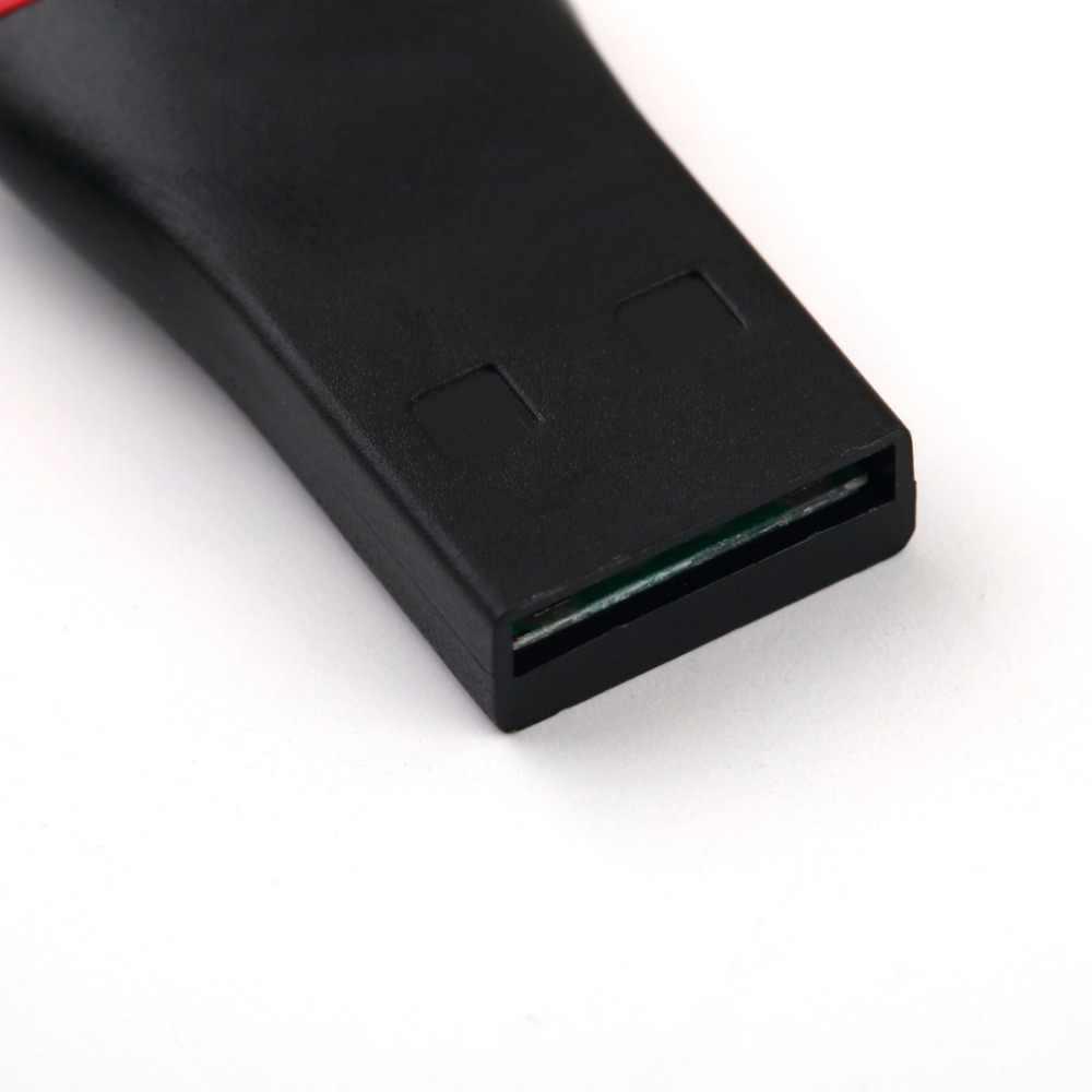 دعم متعددة في 1 استخدام USB 2.0 صغيرة T-Flash TF M2 متر 2 قارئ بطاقات الذاكرة دعم 2 جيجابايت 4 جيجابايت 8 جيجابايت 16 جيجابايت KR-22 انخفاض الشحن