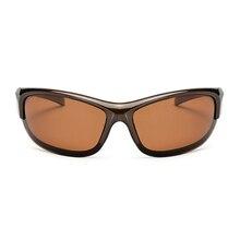 New Fishing Hiking Polarized Sunglasses Bicycle Goggles Bike Riding Driving Night-vision Sport Glasses Anti-UV Fishing Eyewear