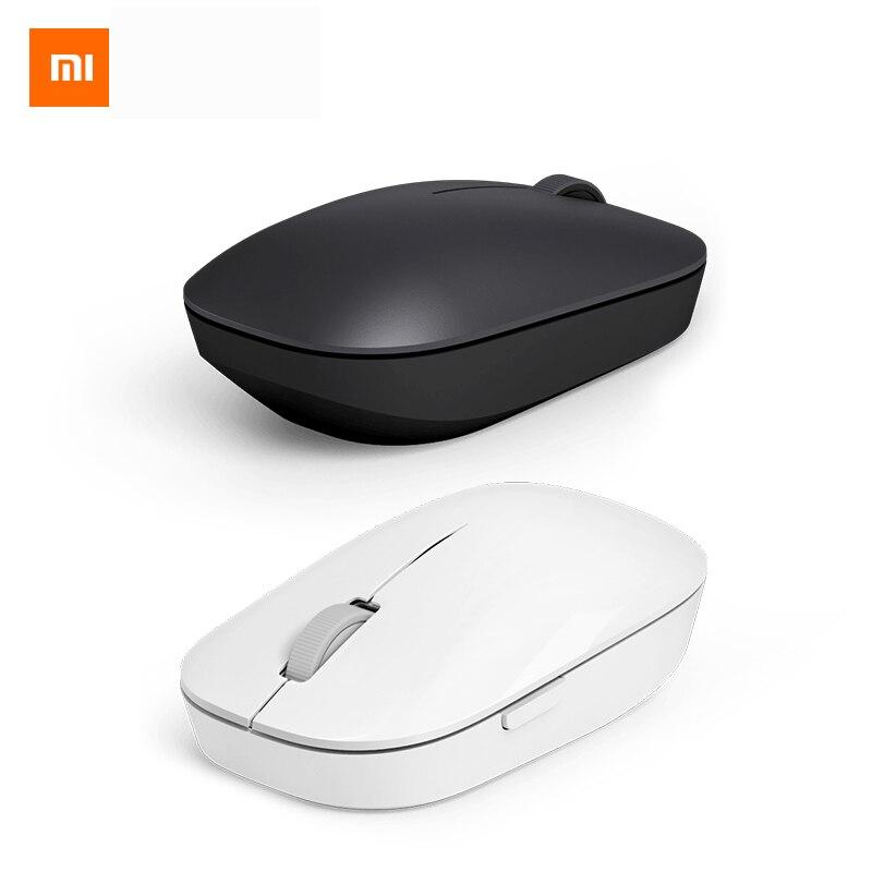 Original Xiaomi Wireless Mouse Mini Portable Mouse 1200dpi 2.4Ghz Optical Mouse For Macbook Mi Notebook Laptop Computer Mouse