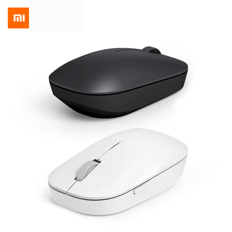 Original Xiaomi Wireless Mouse Mini Portable Mouse 1200dpi 2.4Ghz Optical Mouse For Macbook Mi Notebook Laptop Computer Mouse
