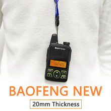 BaoFeng BF T1 20 channels Mini walkie talkie ultra thin micro driving 400-470MHz BaoFeng Hotel civilian walkie talkie