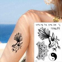 Wyprzedaż Yin Yang Tattoo Galeria Kupuj W Niskich Cenach Yin Yang