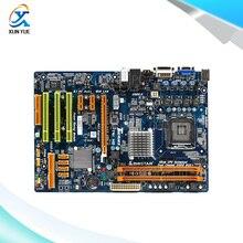 BIOSTAR T41 HD Original Used Desktop Motherboard Intel G41 LGA 775 DDR2 4G SATA2 USB2.0 ATX