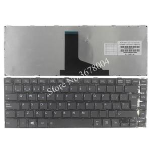 Spanish Latin Keyboard for TOSHIBA SATELLITE L800 L800D L805 L830 L835 L840 L845 P840 P845 C800 C840 C845 M800 M805 SP/LA Black(China)