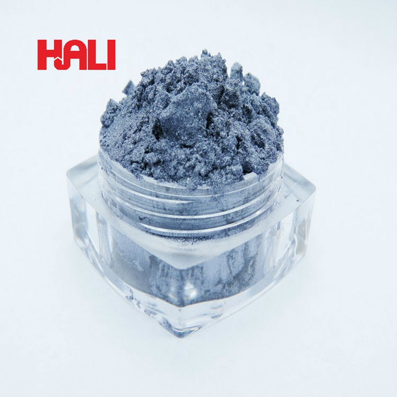 Painting Supplies Color Mica Powder For Cosmetic Application,1bag=1kg 408 Grey Blue Pearlescent Pigment Powders Initiative Supply Quality Pearl Pigment