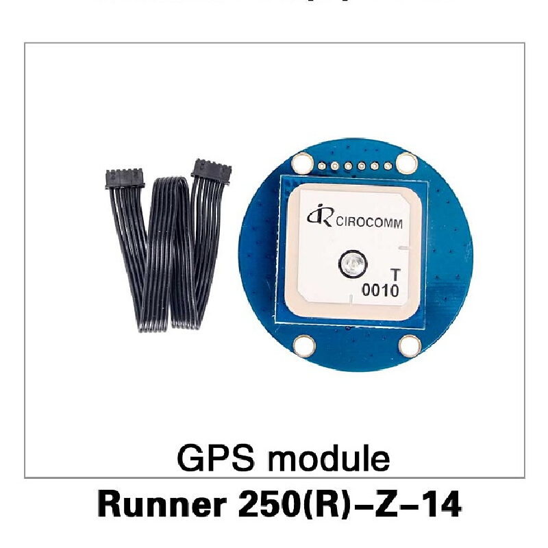 все цены на  GPS Module for Walkera Runner 250 Advance GPS RC Drone Quadcopter Original Parts Runner 250(R)-Z-14  онлайн