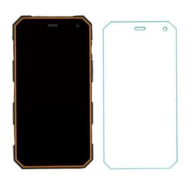 2 Pcs Lots Untuk Produk Handphone Lg Hammer Energi Tempered Glass 9