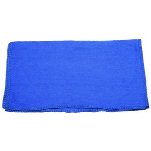 Image 3 - 1pcs New Blue Microfibre Cleaning Drying Auto Car Care Detailing Soft Cloths Wash Washing Towel Duster 30*70CM