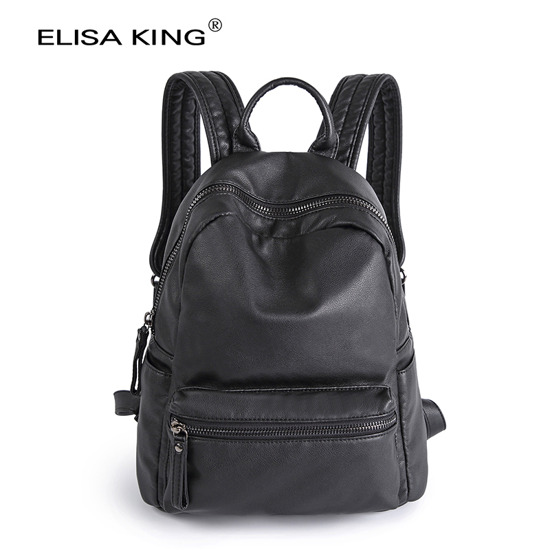 women font b backpack b font school bags for teenagers girls fashion ladies mochila luxury famous