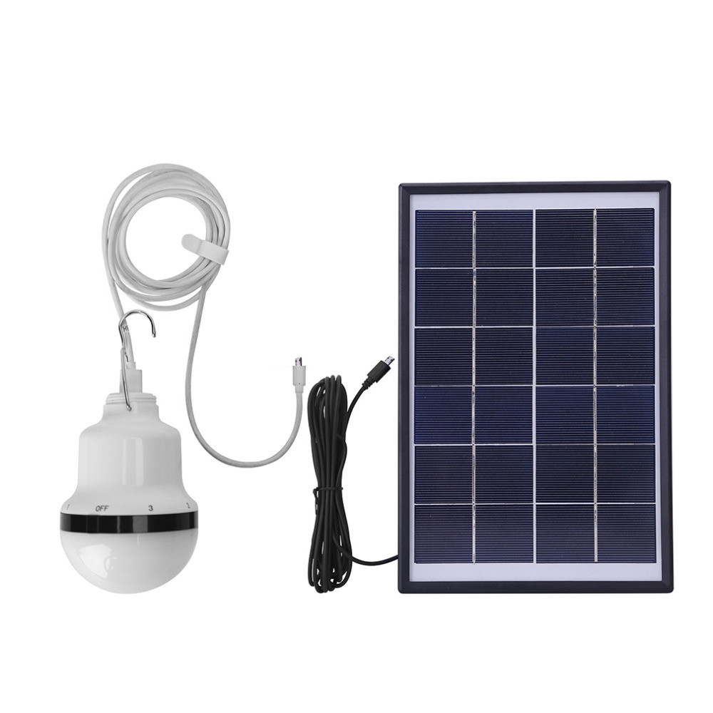 Newest Unique Portable Solar Powered Water Proof Explosion Proof Light Diming Emergency USB Chargeable LED energy saving outdoor