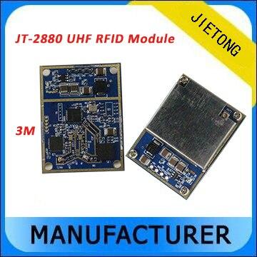 3m UHF RFID Reader Module with Free Demo and Free 45*45 mm ceramic antenna