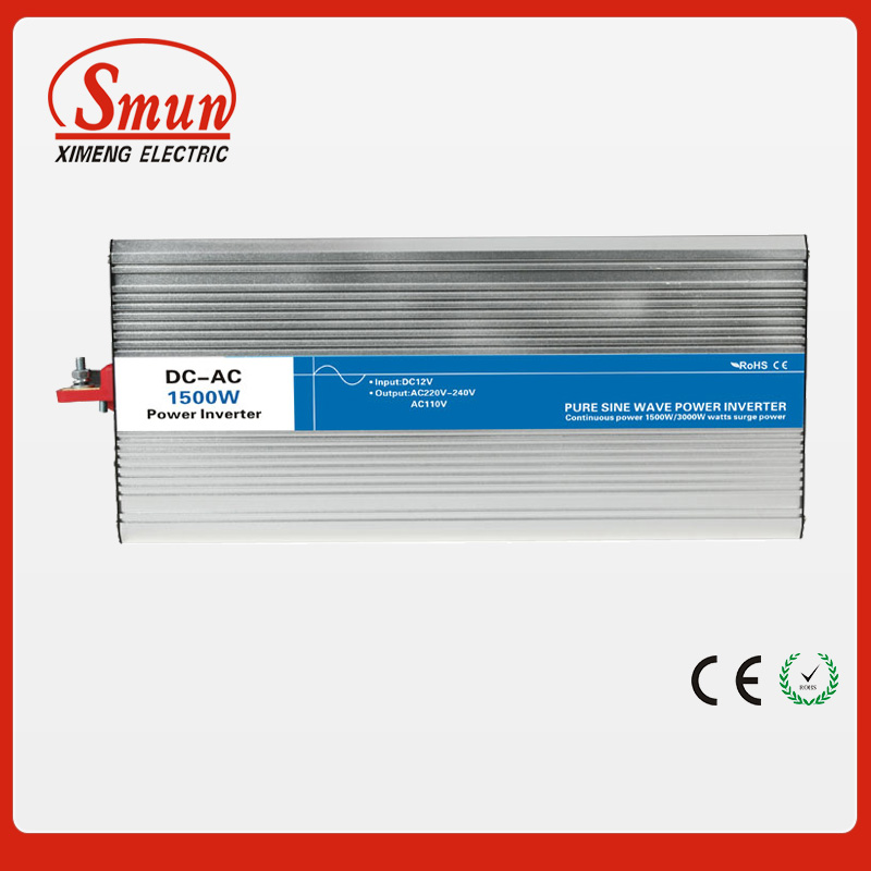 1500W 24VDC to 220VAC pure sine wave inverter with 10A AC charge for solar panel 500w 12vdc 220vac pure sine wave inverter without ac charge home inverter